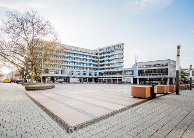 Raumeinbau | Neues Rathaus Stadt Pforzheim